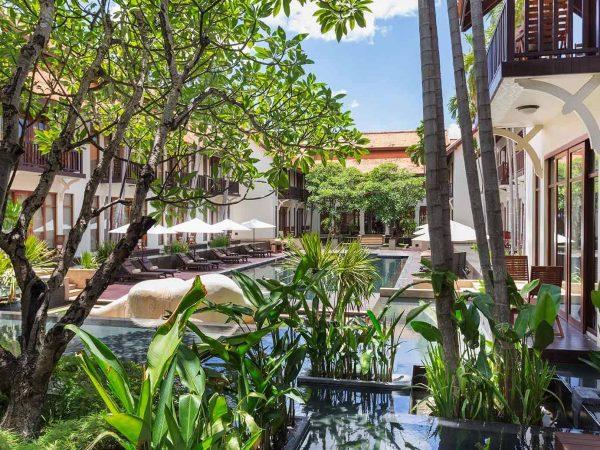 Anantara Angkor Resort View
