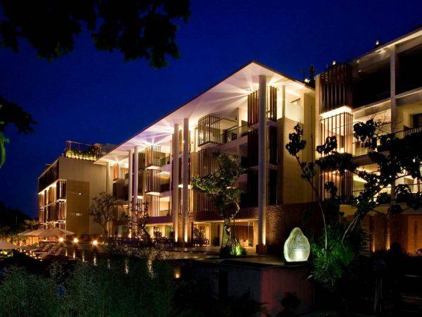 Anantara Seminyak Bali Resort Exterior View