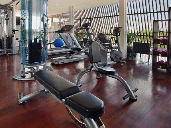 Anantara Seminyak Bali Resort Gym