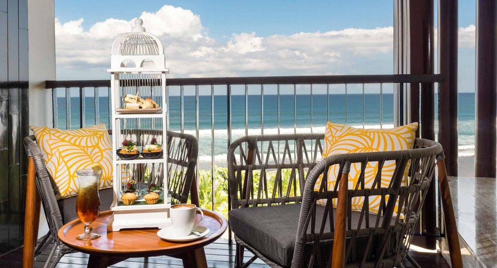 Anantara Seminyak Bali Resort In-Room Dining