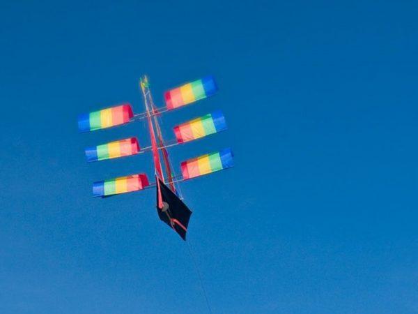Anantara Seminyak Bali Resort Kite Flying