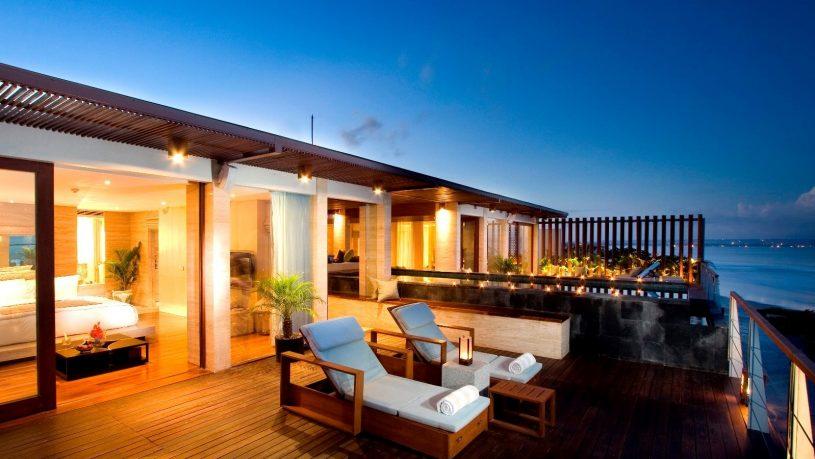 Anantara Seminyak Bali Resort Ocean Suite
