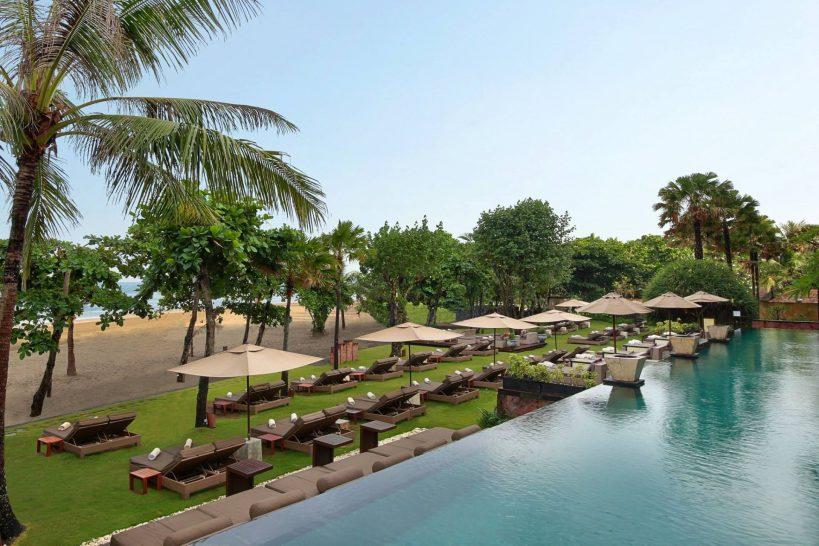 Anantara Seminyak Bali Resort Pool