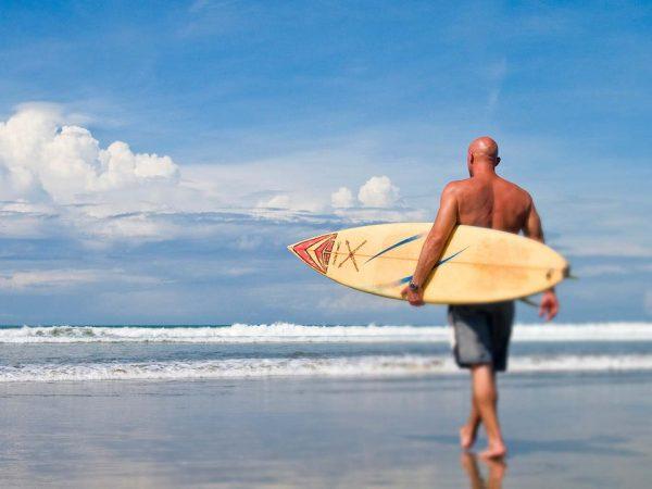 Anantara Seminyak Bali Resort Surfing