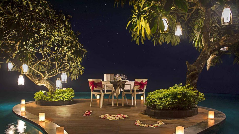 Anantara Uluwatu Bali Resort Dining by Design
