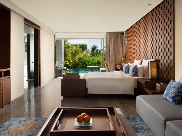 Anantara Uluwatu Bali Resort Garden View Pool Suite