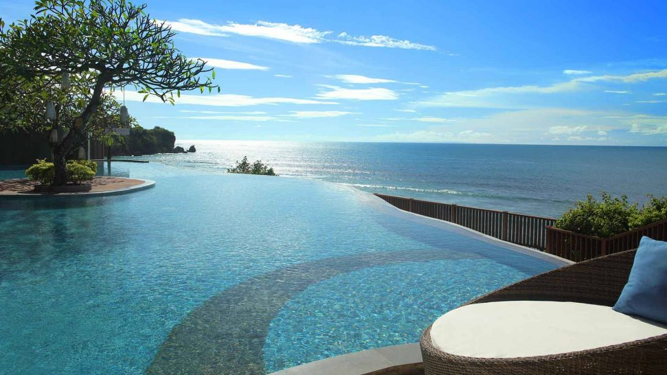 Anantara Uluwatu Bali Resort Outdoor Pool