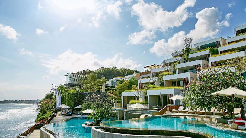 Anantara Uluwatu Bali Resort Overview