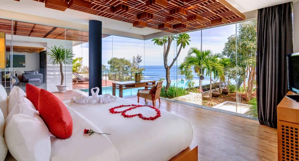 Anantara Uluwatu Bali Resort Two Bedroom Ocean Front Pool Villa
