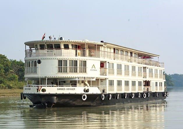 Antara Luxury River Cruises, Ganges