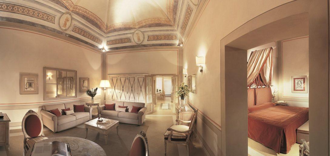 Bagni di Pisa Granduke's Suite