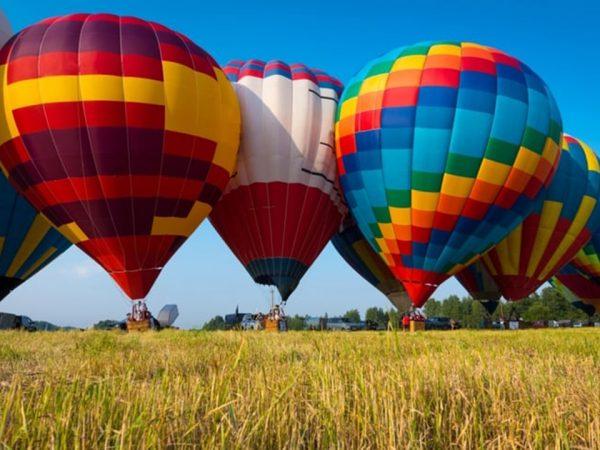 Bagni di Pisa Hot Air Balloon