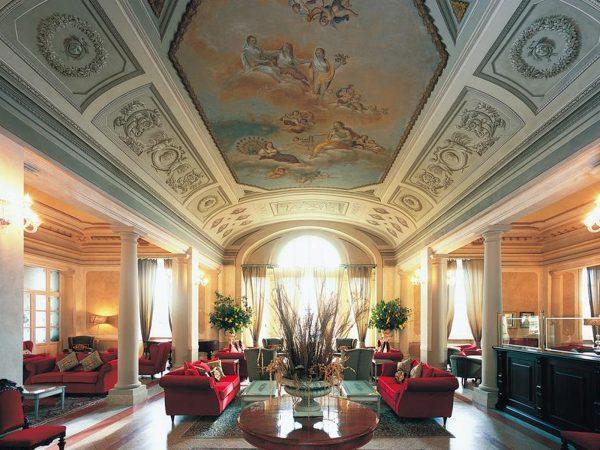 Bagni di Pisa Interior View