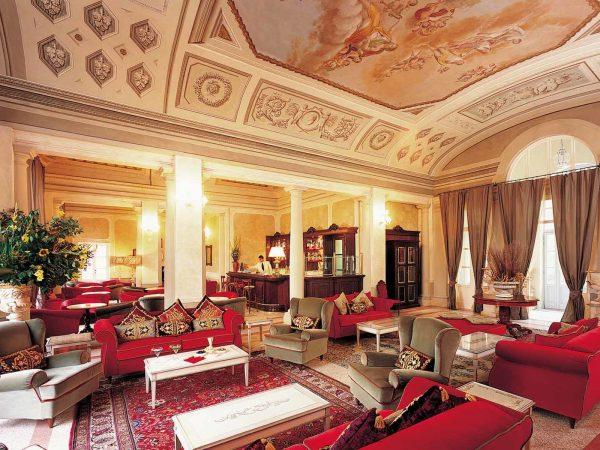 Bagni di Pisa Lobby Interior