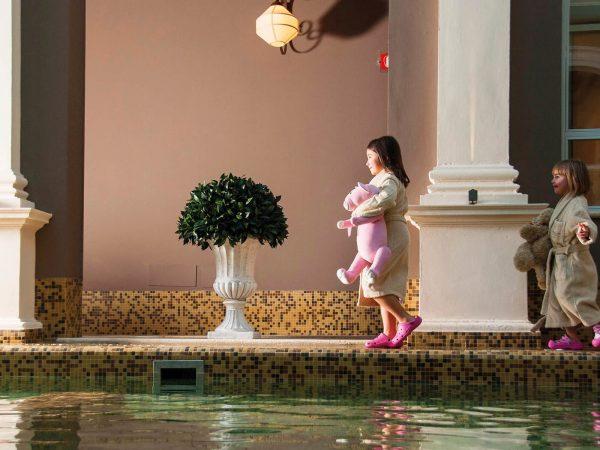 Bagni di Pisa Lobby Pool