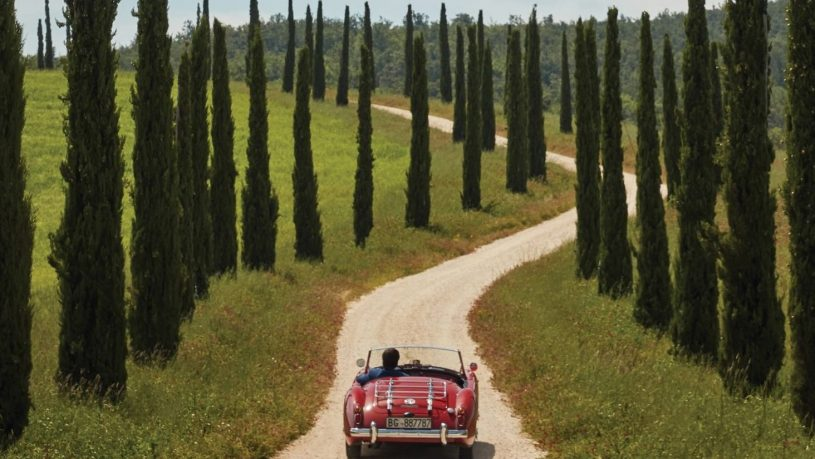 Belmond Castello di Casole Classic Car