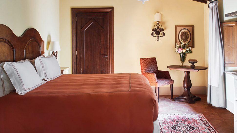 Belmond Castello di Casole Deluxe Double Room