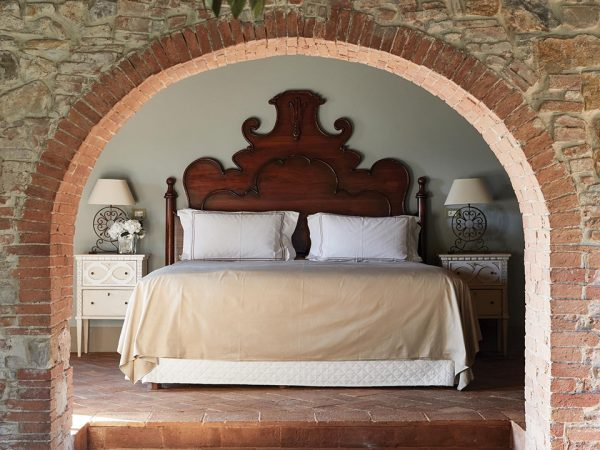 Belmond Castello di Casole Exclusive Suite