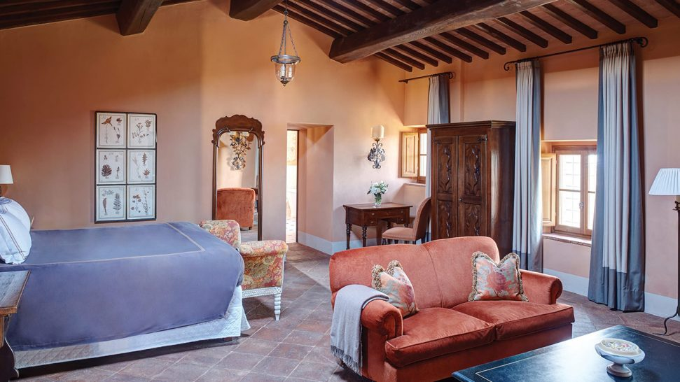 Belmond Castello di Casole Executive Junior Suites