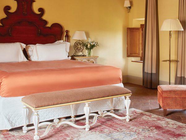 Belmond Castello di Casole Grandiosa Suite