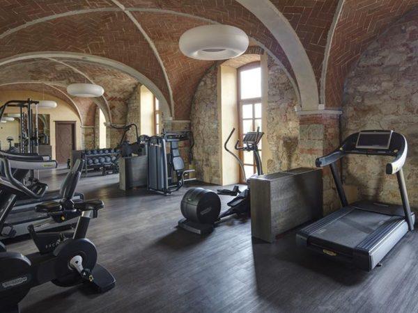 Belmond Castello di Casole Gym