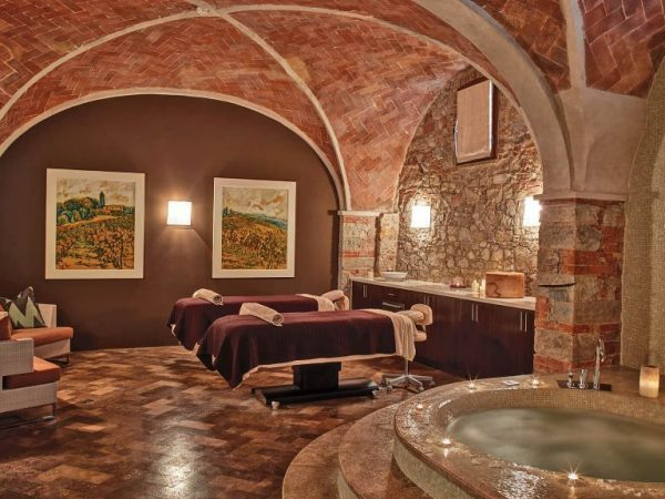 Belmond Castello di Casole Spa