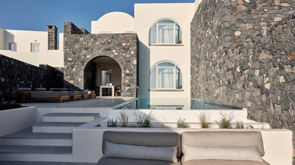 Canaves Oia Epitome AquaRetreat TwoBedroom Pool Villa