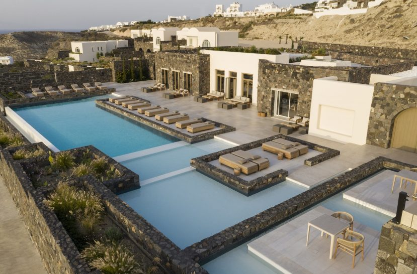 Canaves Oia Epitome Pool