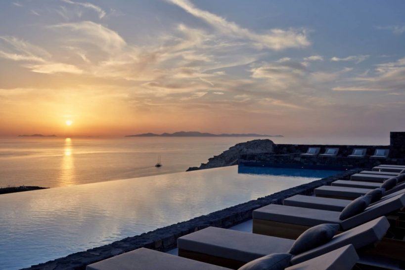 Canaves Oia Epitome Pool View