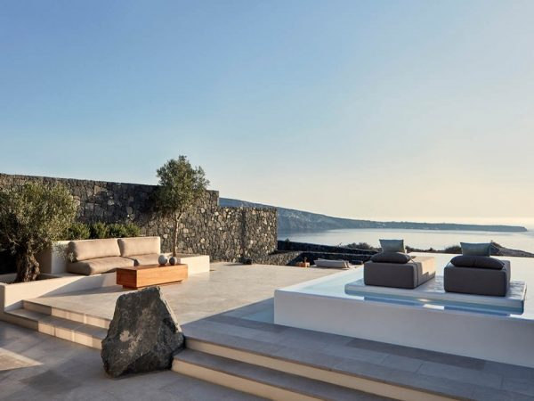Canaves Oia Epitome Two Bedroom Pool Villa