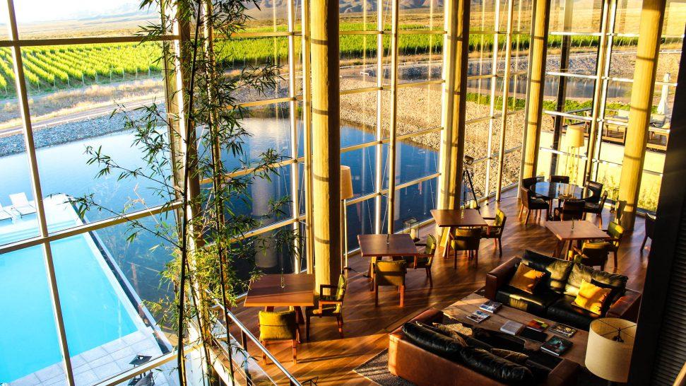 Casa De Uco Vineyards And Wine Resort Restaurant