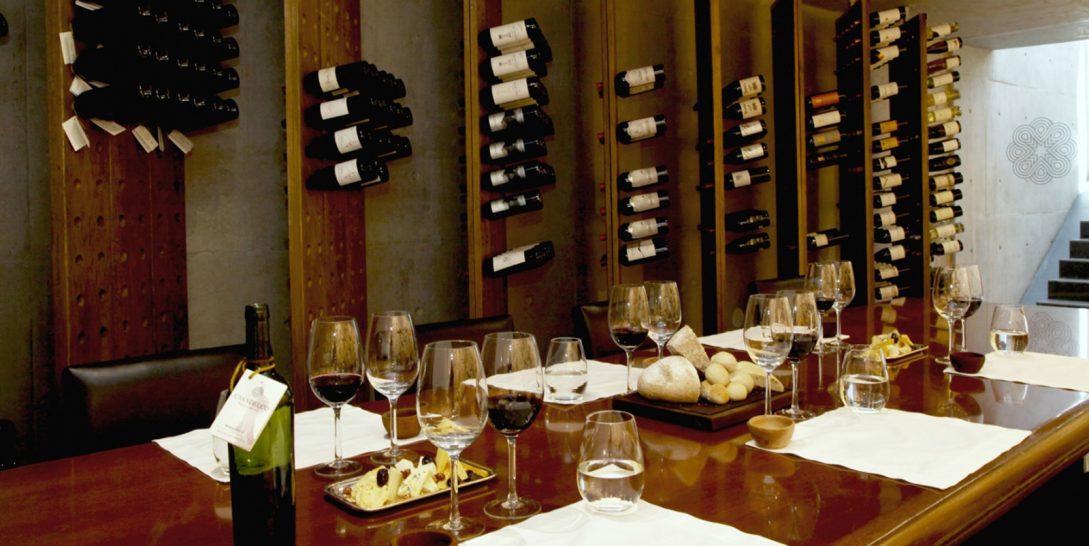 Casa de Uco Vineyards and Wine Resort Bar