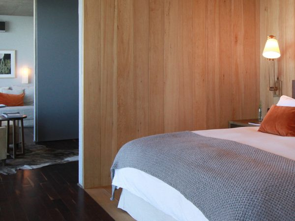 Casa de Uco Vineyards and Wine Resort Master Suite
