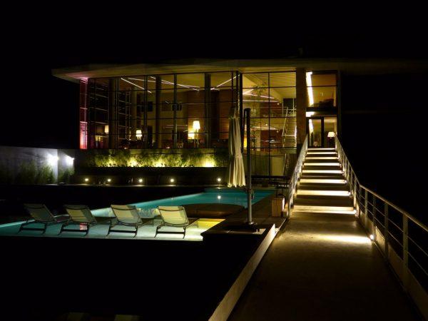 Casa de Uco Vineyards and Wine Resort Night View
