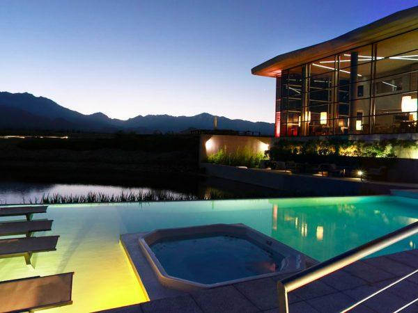 Casa de Uco Vineyards and Wine Resort Pool