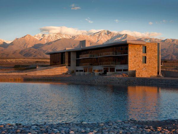 Casa de Uco Vineyards and Wine Resort View