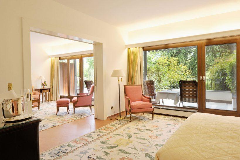 Castello del Sole Beach Resort and Spa Classic Junior Suite With Balcony