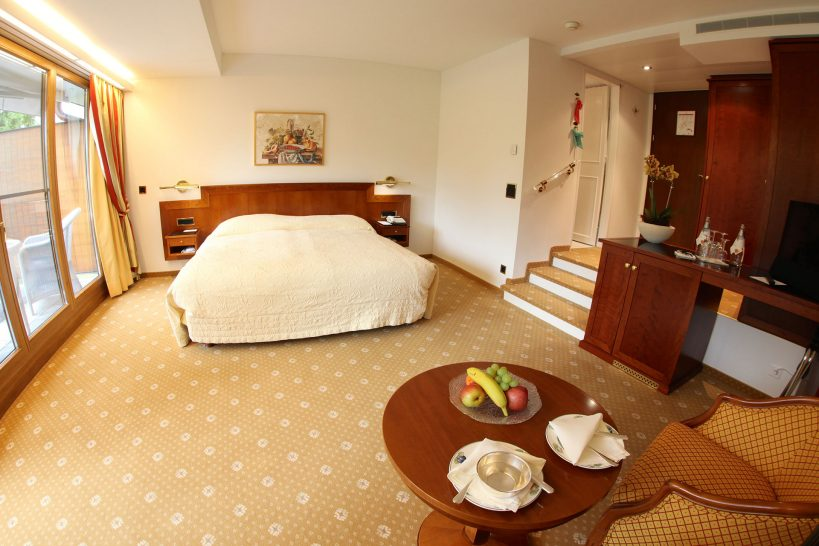 Castello del Sole Beach Resort and Spa Comfort Double Room With Balcony