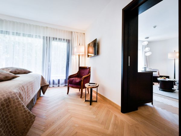 Castello del Sole Beach Resort and Spa Deluxe Junior Suite With Balcony