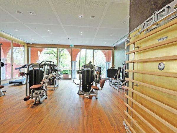 Castello del Sole Beach Resort and Spa Gym