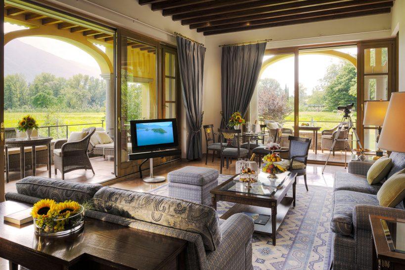 Castello del Sole Beach Resort and Spa Retreat Loggia Master Suite
