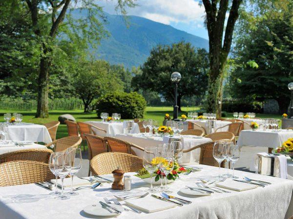Castello del Sole Beach Resort and Spa Ristorante Tre Stagioni