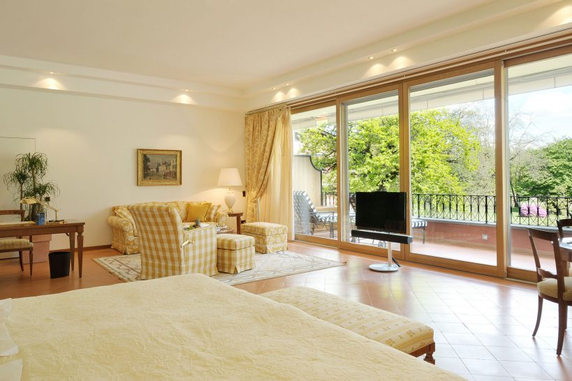 Castello del Sole Beach Resort and Spa Well Being Loggia Suite
