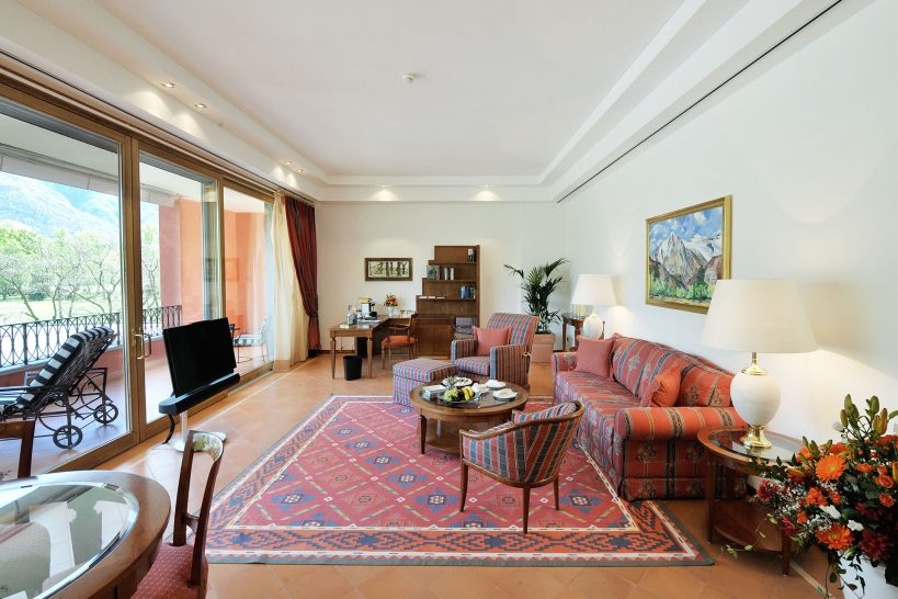 Castello del Sole Beach Resort and Spa Well Being Luxury Two Bedroom Master Suite