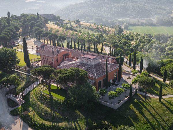 Castello di Reschio