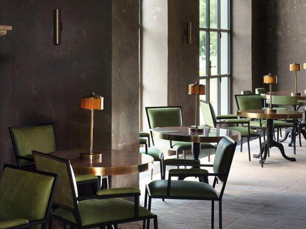 Castello di Reschio Restaurant Alle Scuderie