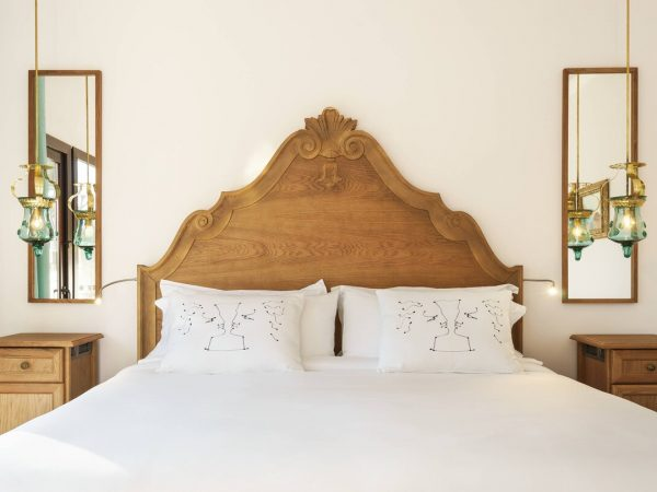 Castillo Hotel Son Vida, a Luxury Collection Hotel, Mallorca Classic Terrace Guest room, 1 Double, Garden view, Balcony