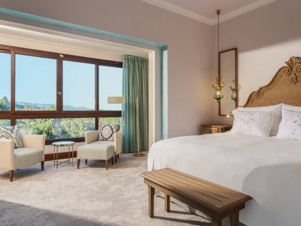 Castillo Hotel Son Vida, a Luxury Collection Hotel, Mallorca Classic Window Guest room, 1 Queen, Garden view