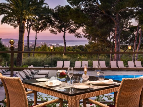 Castillo Hotel Son Vida, a Luxury Collection Hotel, Mallorca Es Vi
