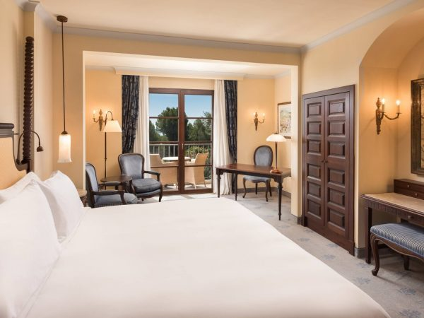 Castillo Hotel Son Vida, a Luxury Collection Hotel, Mallorca Family Suite 2 Bedroom Suite, Garden view, Corner room, Balcony